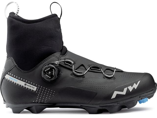 Northwave Celsius XC Arctic GTX Chaussures De Vtt Homme, black
